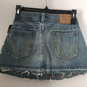 Vintage style Hollister mini skirt 3
